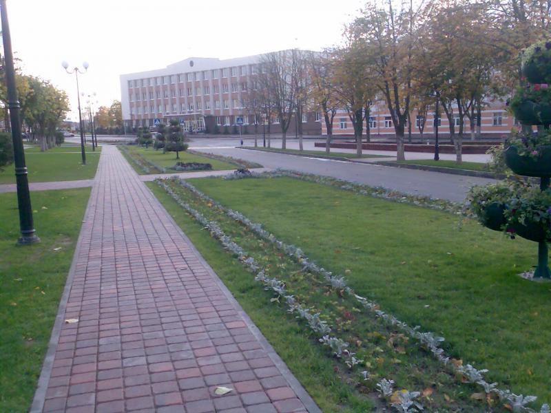 Ispolkom-alleia
