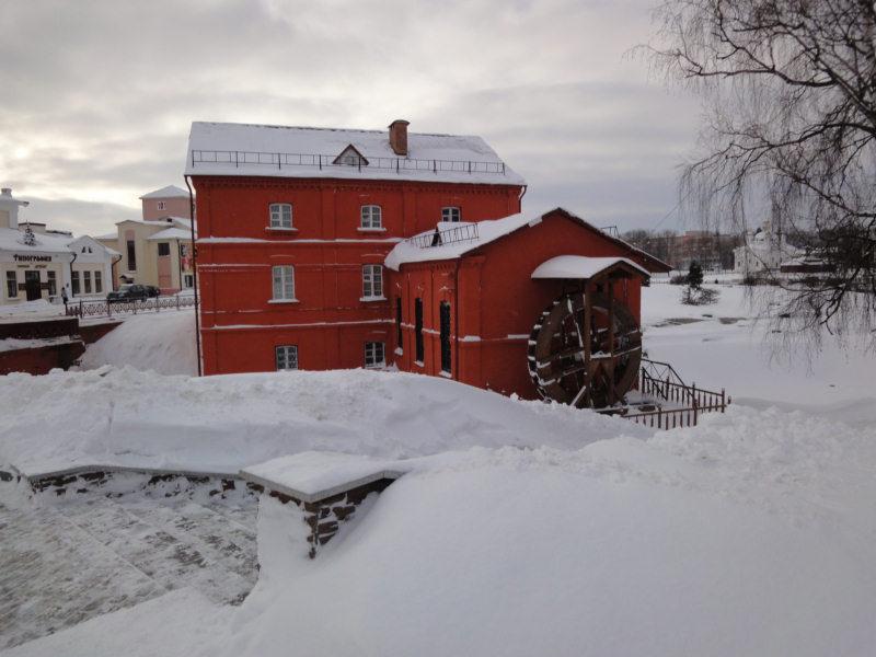 Орша, водяная мельница, этнографический музей