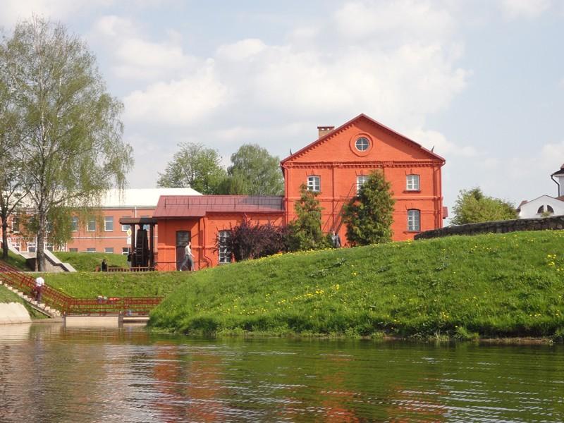 Орша, мельница, этнографический музей.